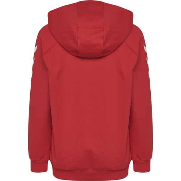 Hml Go Cotton Hoodie Enfant Rouge