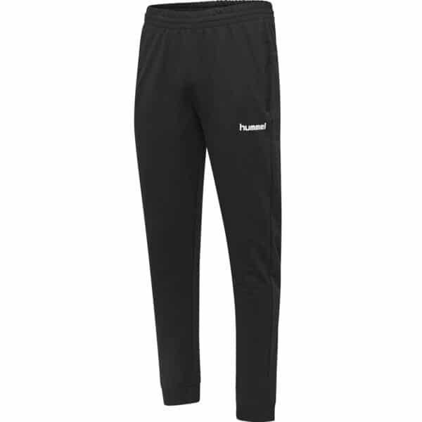 Hml Go Cotton Pant Homme Noir