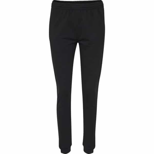 Hml Go Cotton Pant Femme Noir