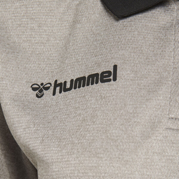 Hml Authentic Functional Polo Femme Gris